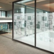 Decorative window film Excellent | Self-adhesive
