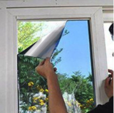 Anti-glare Mirror interior STATIC wide format 122 cm / 152 cm _