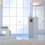 Privacy | milky white large  format 152 cm / 172 cm_