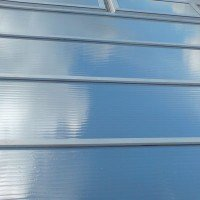 Sun protection film - Polycarbonate - 280