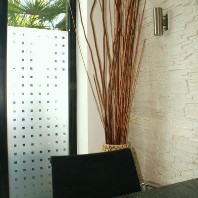 Decoratief | Carre | uitgespaard | 20 x 20 mm