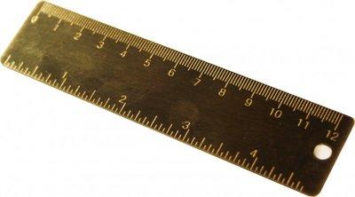 Cutting ruler