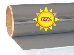 Sun protection windowfilm| excellent | Neutral middle tinted |Exterior