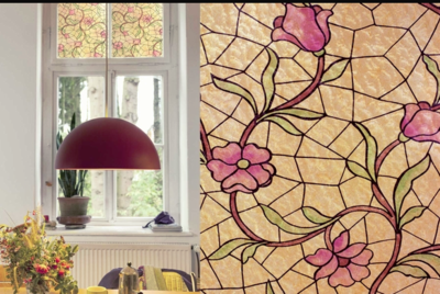Stained glass film| Premium | 9