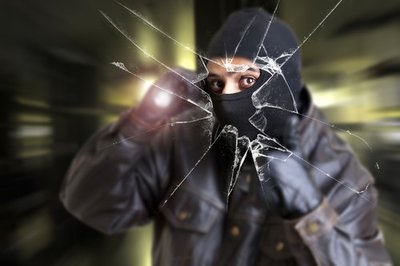 Combination foil Anti-look / Anti burglary 7M